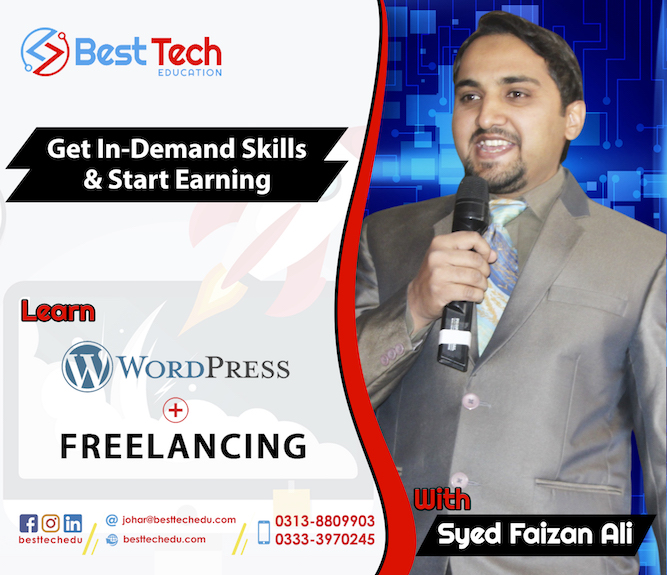 WordPress & Freelancing Online Batch 22